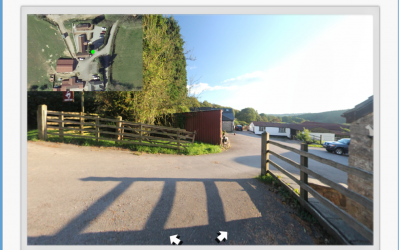 360º Panorama Pre-Condition Land Surveys